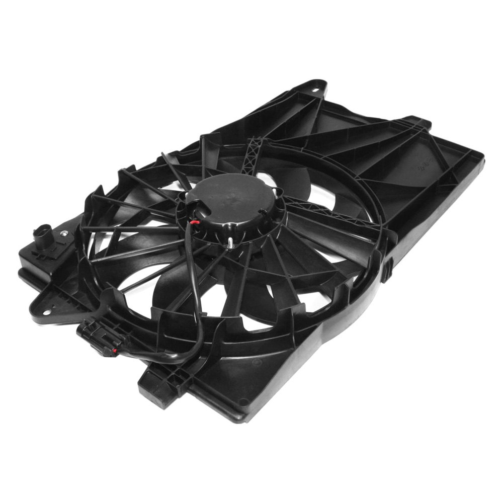 Replace Fi3115100 Engine Cooling Fan Assembly