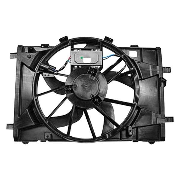 [How To Install Cooling Fan In A 2010 Jeep Liberty ...