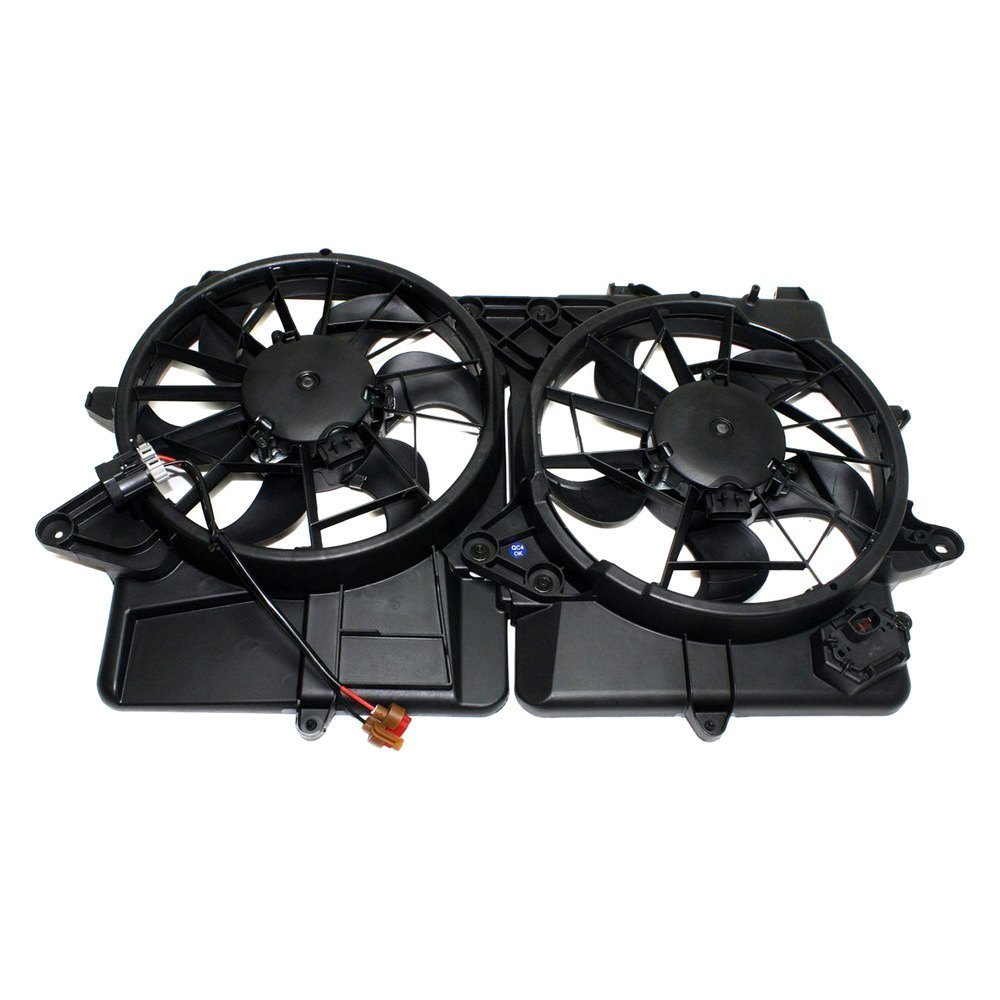 Replacement Motor Cooling Fans : Replace fo radiator fan assembly ebay