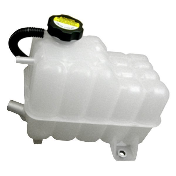 Replace chevy tahoe gas engine coolant recovery tank