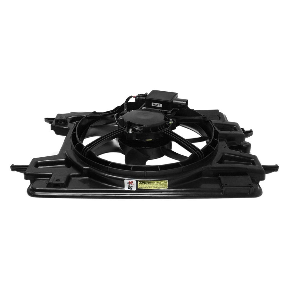 Replace Gm3115235 Engine Cooling Fan Assembly