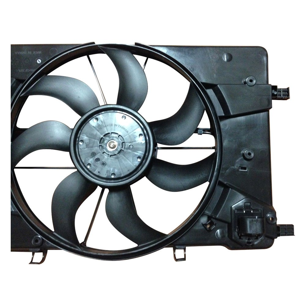 Replacement Motor Cooling Fans : Replace gm chevy cruze replacement engine cooling