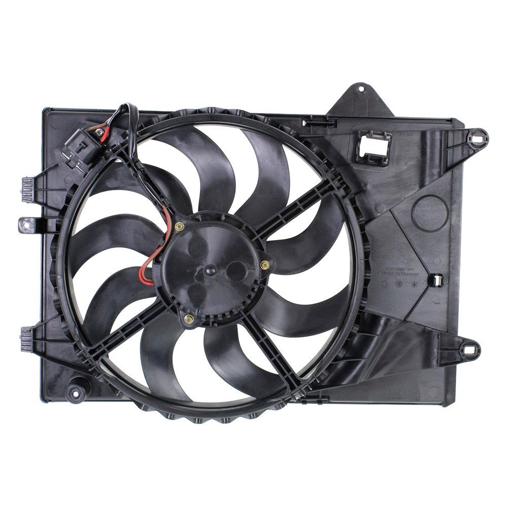 Replacement Motor Cooling Fans : Replace gm chevy sonic replacement engine cooling