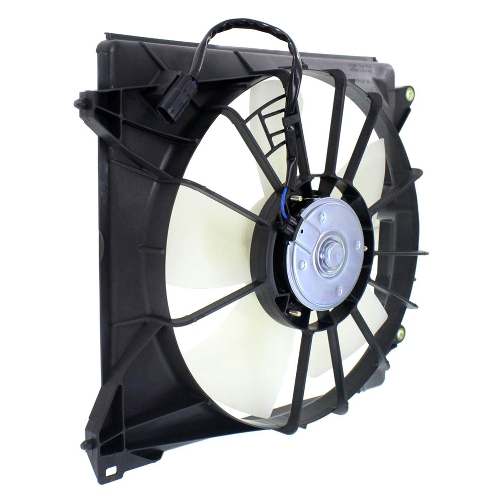 Replacement Motor Cooling Fans : For honda accord  replace ho engine