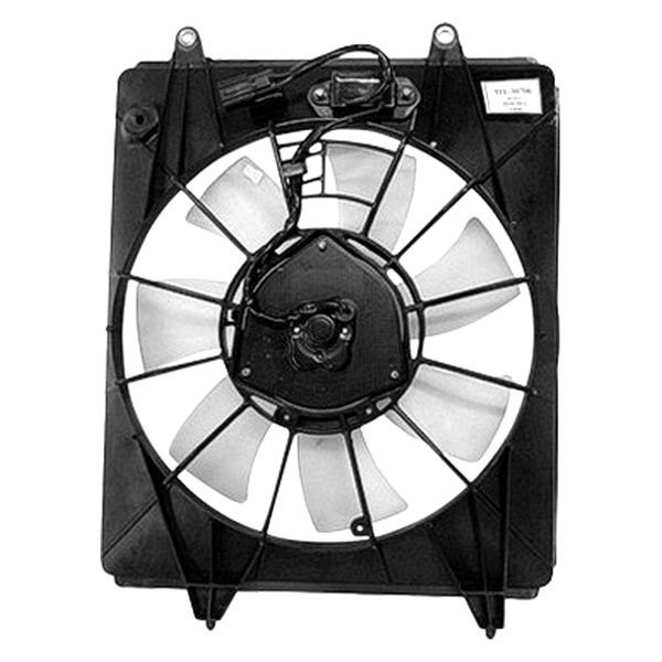Replace ho3120107 a c condenser fan motor for Compressor fan motor replacement