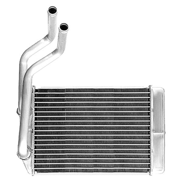 Service Manual Heater Core Replacement On A 1999 Dodge: For Dodge Ram 3500 1994-2000 Replace HTR010133 HVAC Heater