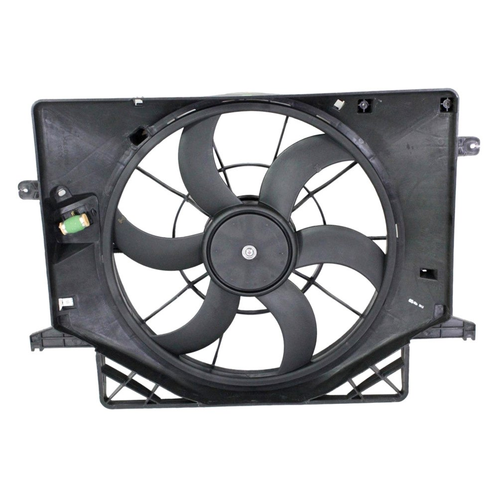 replace hy3115127 engine cooling fan assembly. Black Bedroom Furniture Sets. Home Design Ideas
