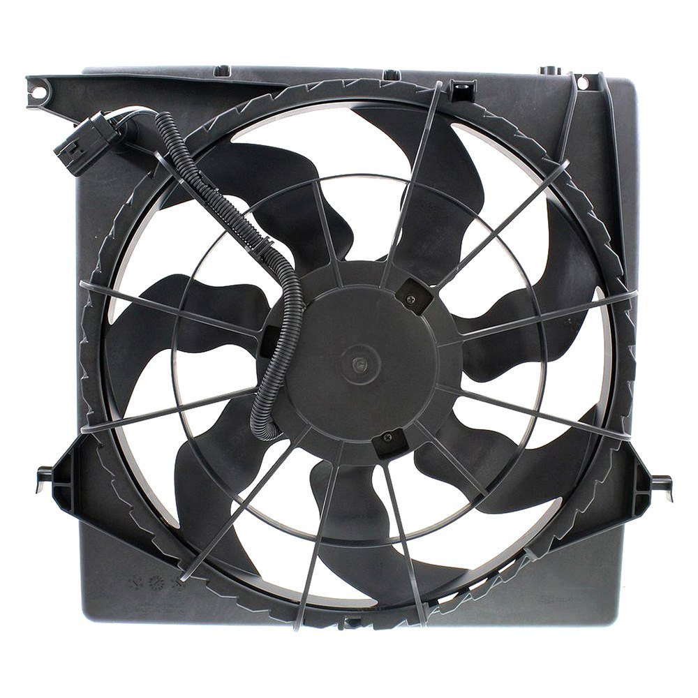 Replacement Motor Cooling Fans : Replace hy engine cooling fan assembly ebay
