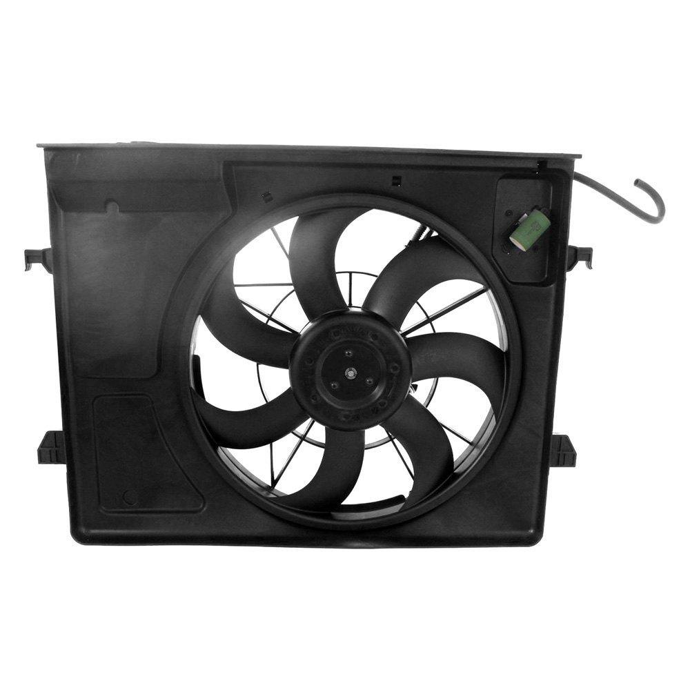 replace ki3115131 radiator fan assembly. Black Bedroom Furniture Sets. Home Design Ideas