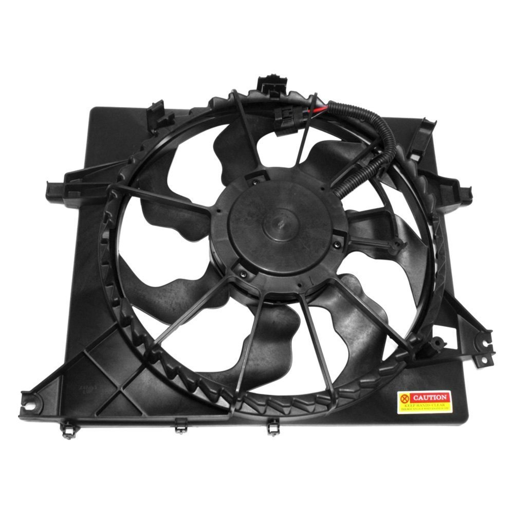 Replacement Motor Cooling Fans : For kia forte  replace engine cooling fan