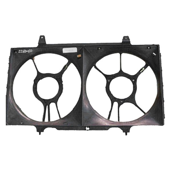 replace   nissan altima cooling fan   change
