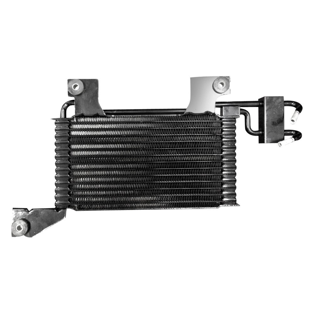 Transmission Fluid Cooler : Replace ni automatic transmission oil cooler
