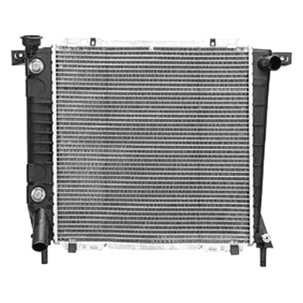 how to remove radiator from a 1986 ford aerostar. Black Bedroom Furniture Sets. Home Design Ideas
