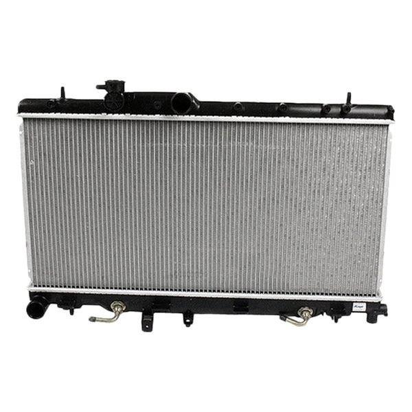 Subaru Engine Coolant : Replace subaru impreza  radiator