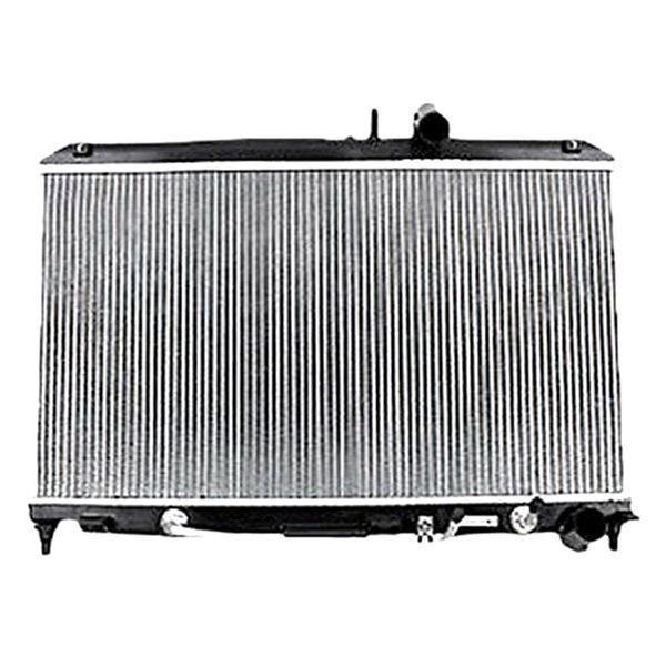 replace cadillac srx 2008 engine coolant radiator. Black Bedroom Furniture Sets. Home Design Ideas