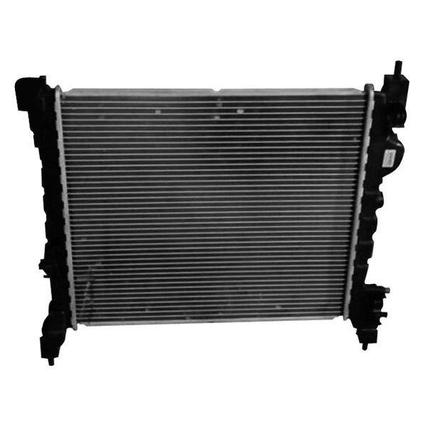 Replace chevy spark  radiator