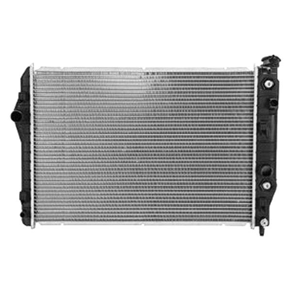Replace reg Pontiac Firebird 1997 Engine Coolant Radiator