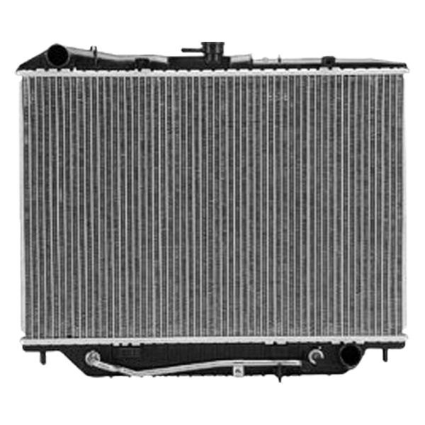 Replace isuzu rodeo  engine coolant radiator