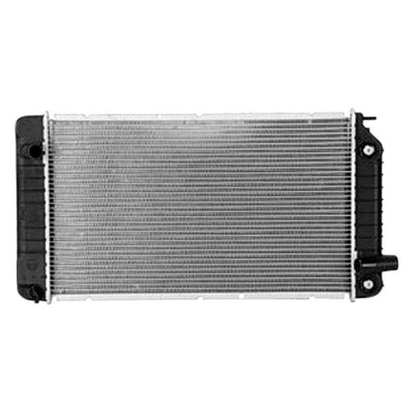 Replace chevy corsica radiator