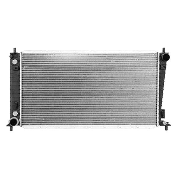 Replace ford expedition  radiator