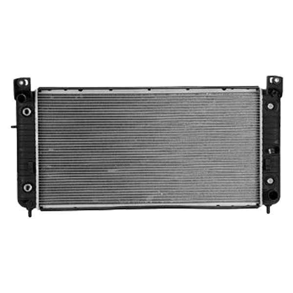 [How To Replace A Radiator For A 2004 Chrysler Pacifica