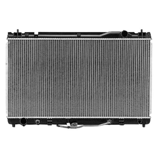 replace rad2435 lexus es replacement radiator brand new ebay. Black Bedroom Furniture Sets. Home Design Ideas
