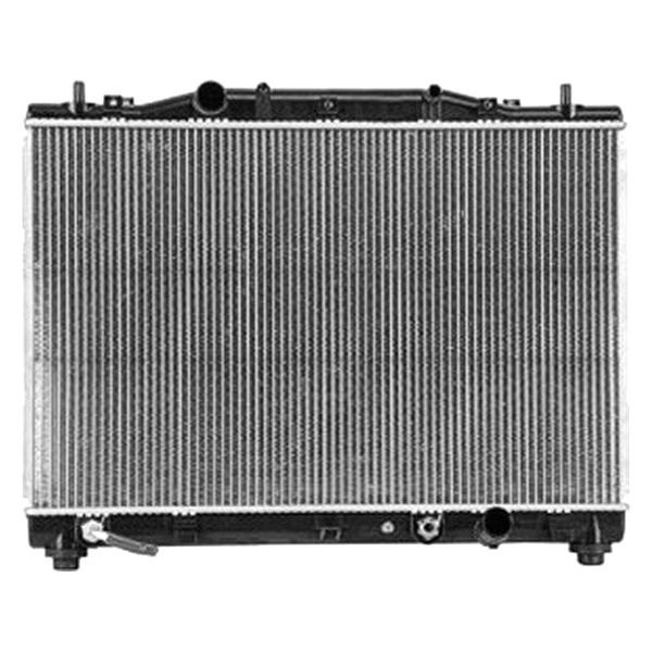 replace cadillac cts 2004 engine coolant radiator. Black Bedroom Furniture Sets. Home Design Ideas