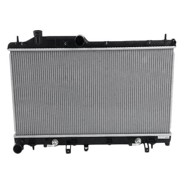 Subaru Engine Coolant : Replace subaru forester  radiator