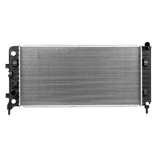 Replace chevy impala  engine coolant radiator
