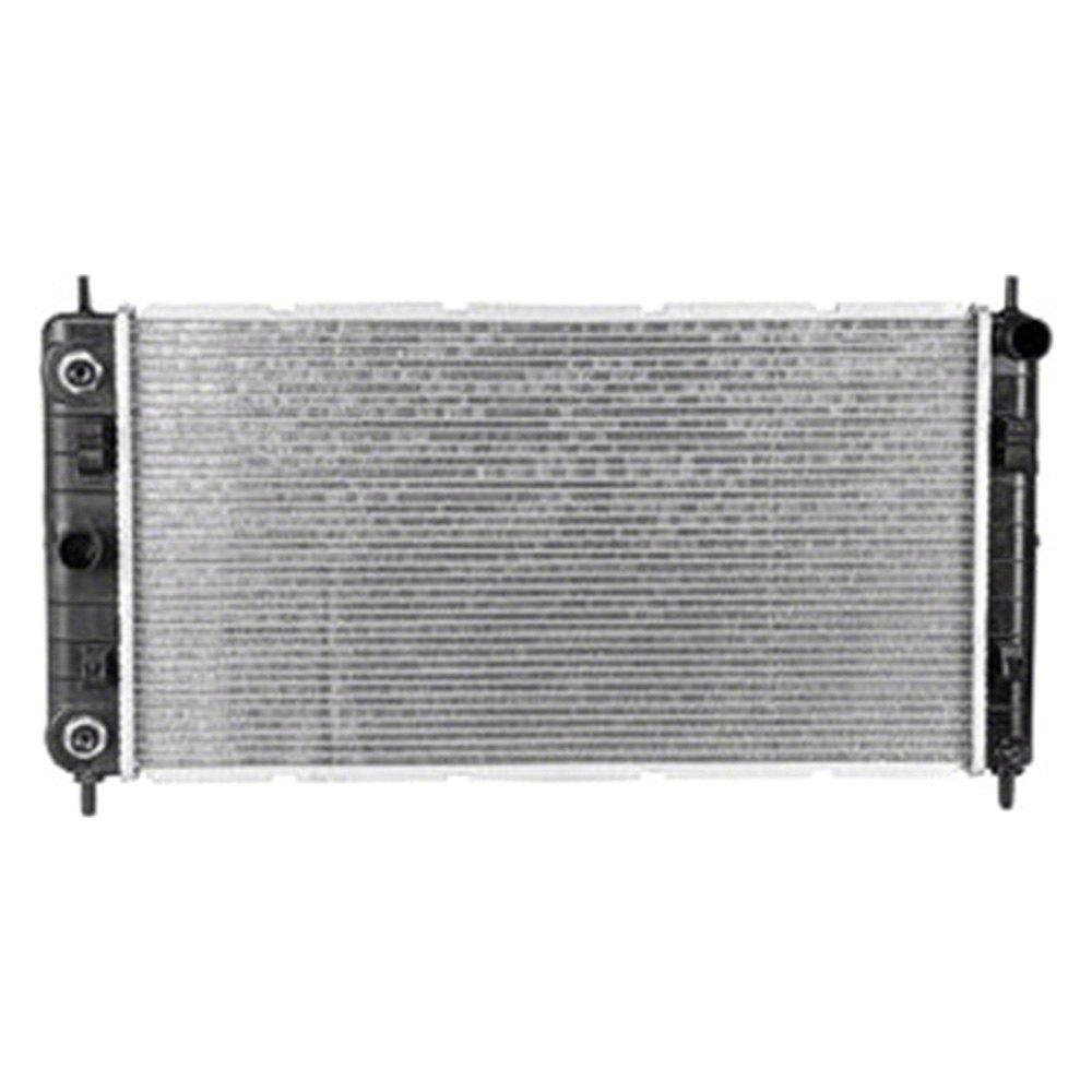 Replace® - Pontiac G6 2010 Engine Coolant Radiator