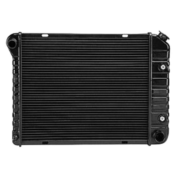 Replace chevy malibu radiator