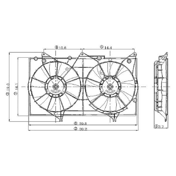 2008 honda cr v cooling system