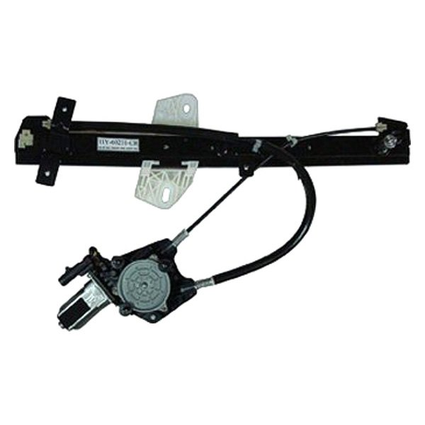 Replace dodge neon 2005 front power window regulator for 2001 dodge dakota window regulator replacement