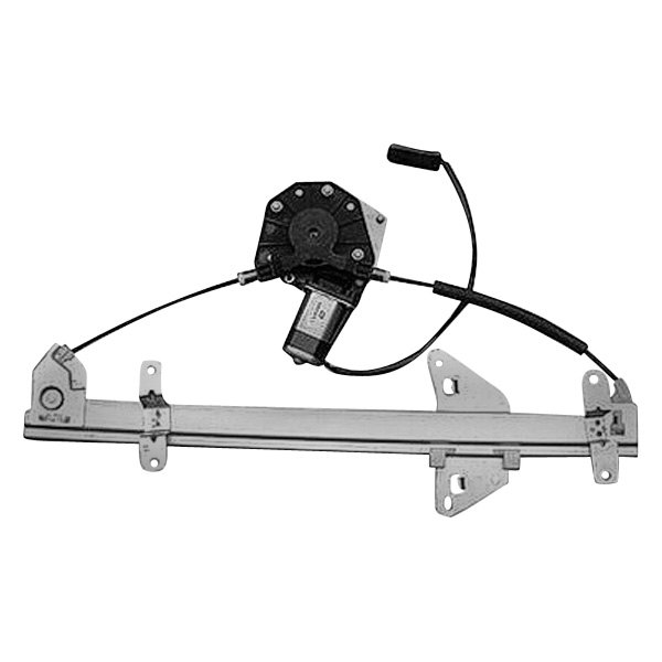 Replace dodge dakota 2002 power window regulator with motor for 2002 dodge dakota window regulator
