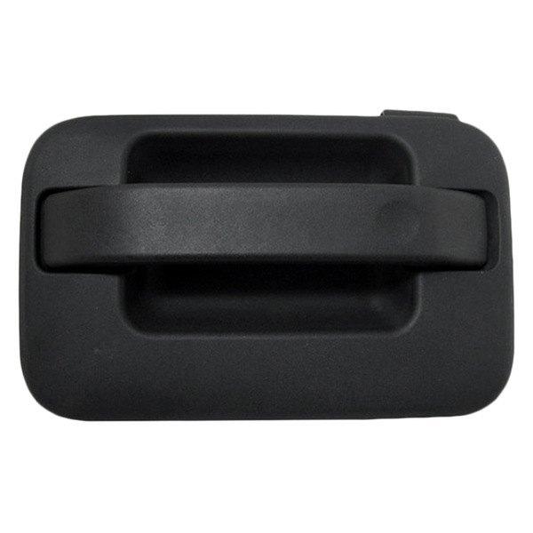 Replace fo1520110 rear driver side exterior door handle for Back door replacement