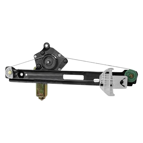 replace ford focus 2001 power window regulator with motor