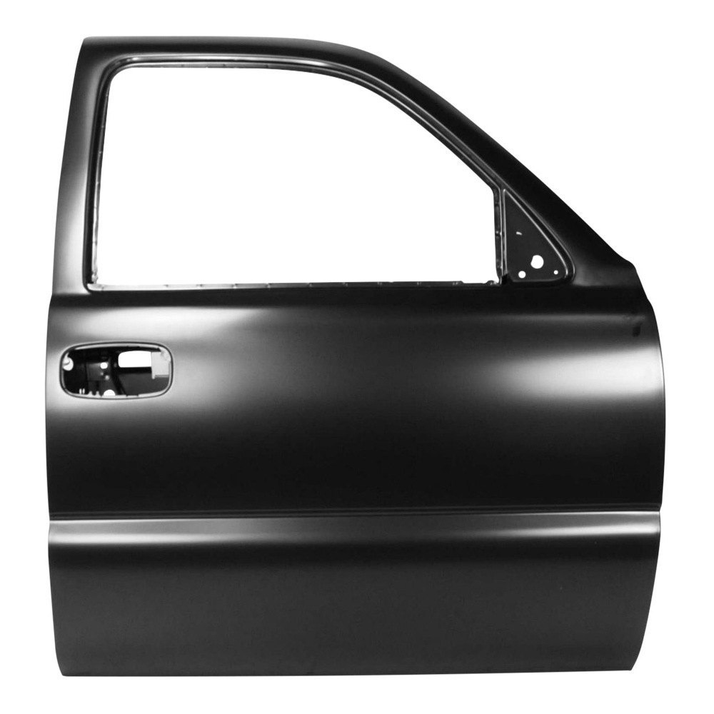 Replace gm1301118 front passenger side door shell for Front door not centered