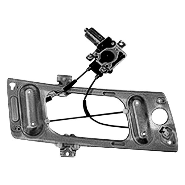 Replace Gm1351151 Front Passenger Side Power Window