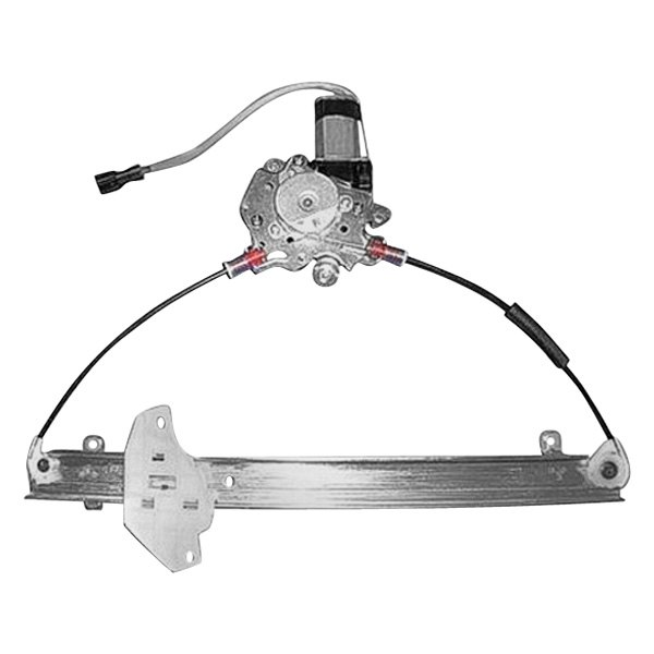 Replace hyundai elantra 1996 1998 front power window for 2000 hyundai elantra window regulator