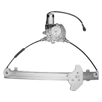 Replace hyundai elantra 1996 2000 front power window for 2000 hyundai elantra window regulator