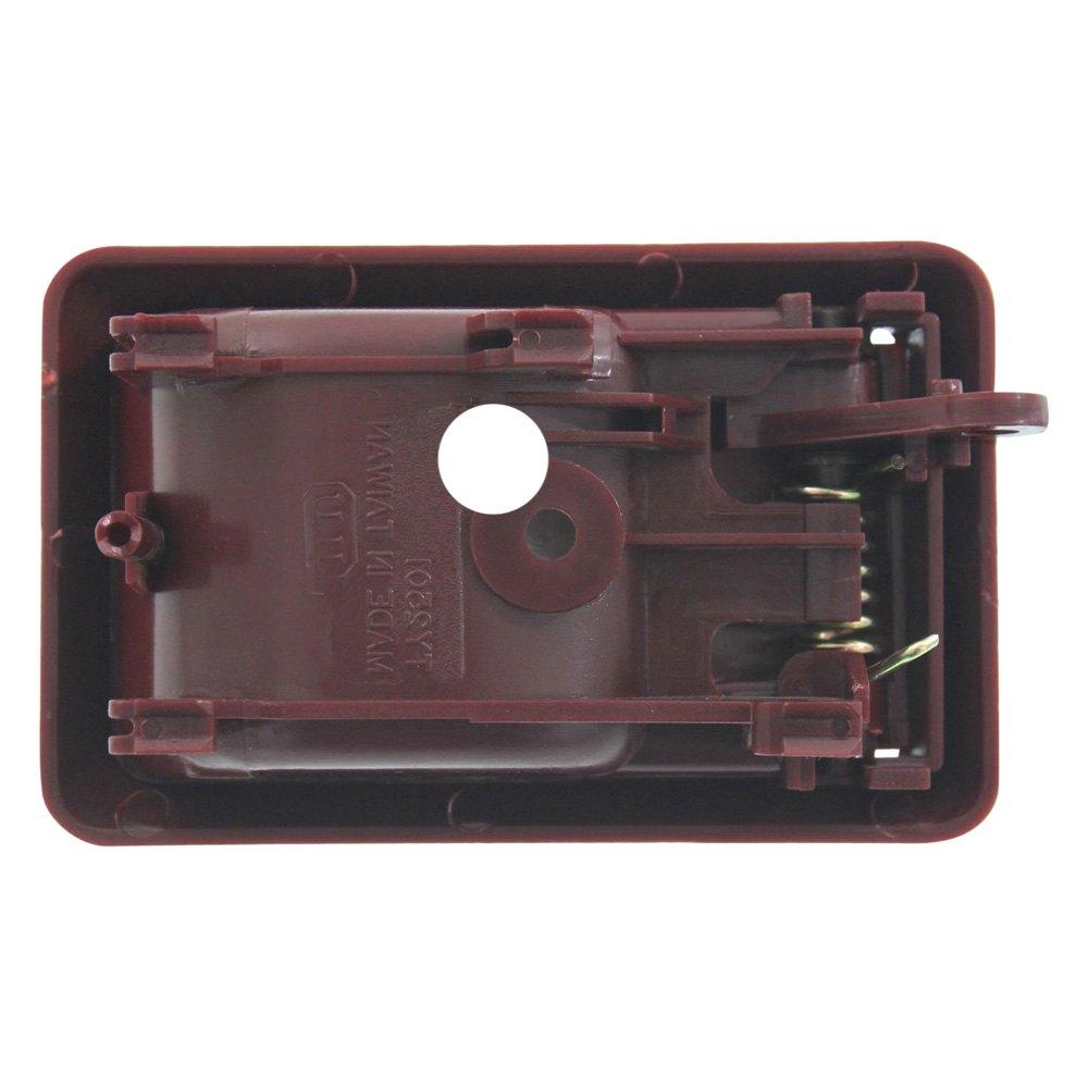 Replace toyota pick up 1989 1995 front interior door handle for Interior door replacement