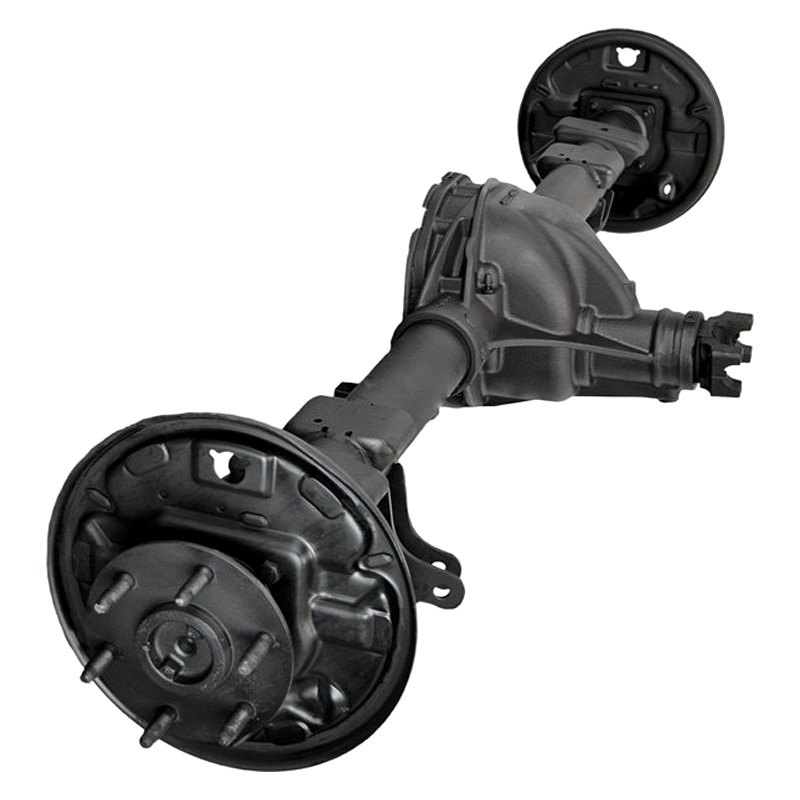 Replace® - Remanufactured Rear Axle Assembly with Backing Plates and Axle  Shafts