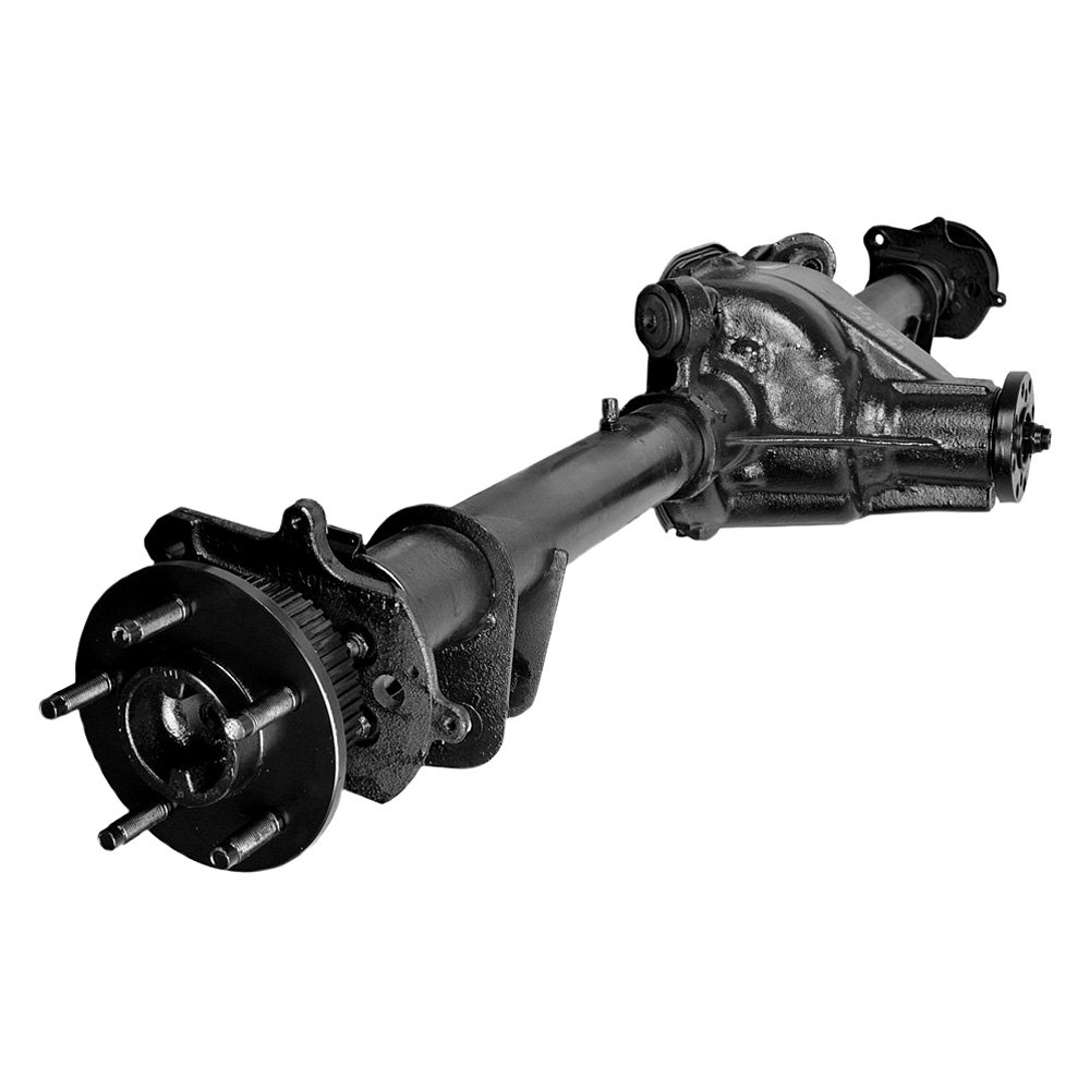 Ford Rear Axle Assembly : Replace ford mustang remanufactured rear axle assembly