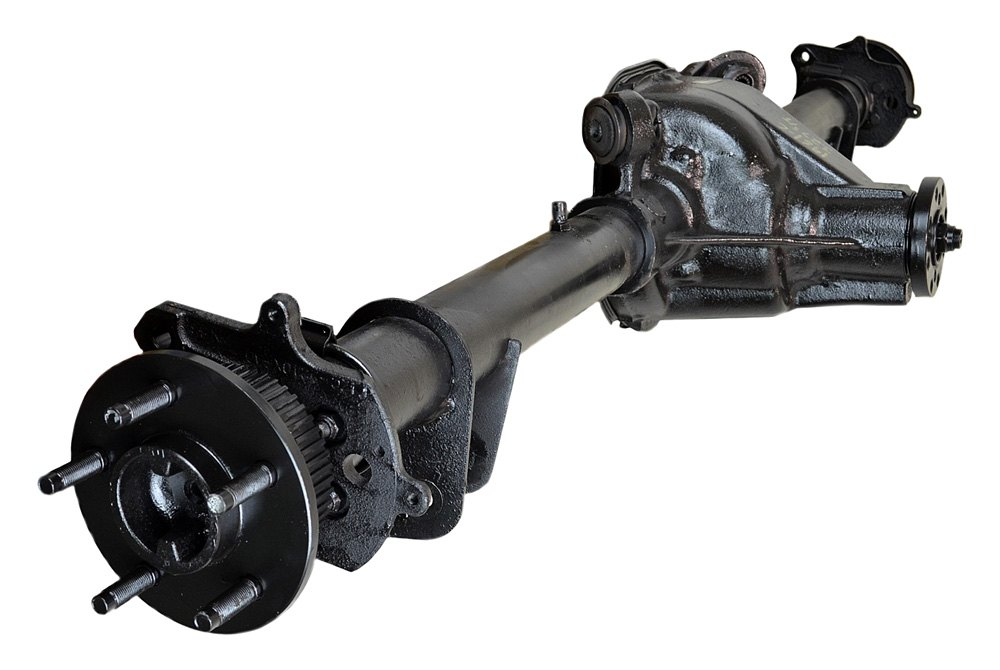 Replace 174 Ford Mustang 2000 Remanufactured Rear Axle Assembly