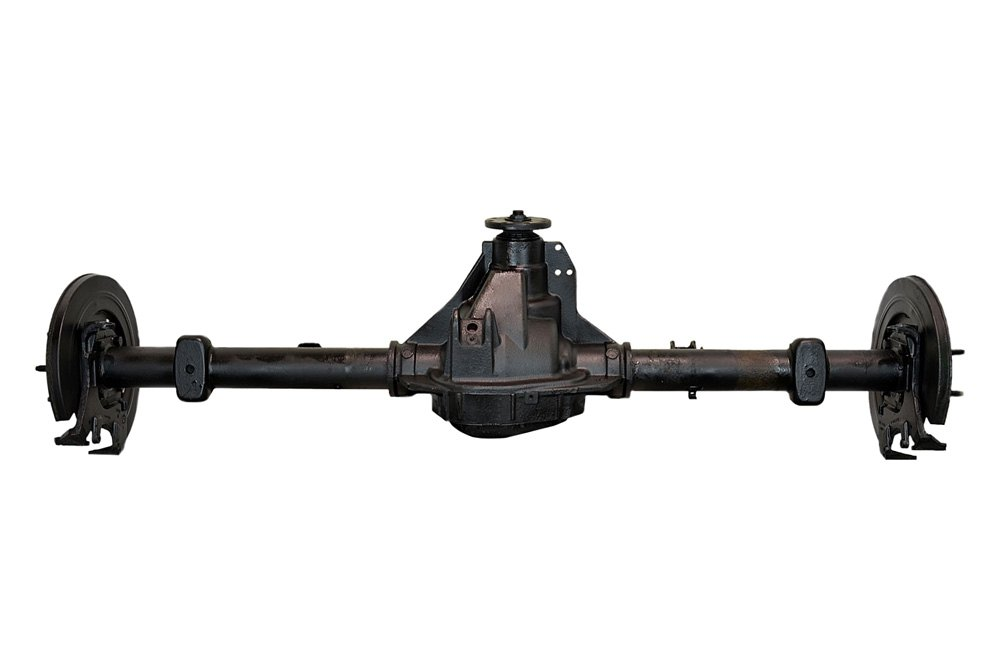 Replace RAX2021D Remanufactured Rear Axle Assembly