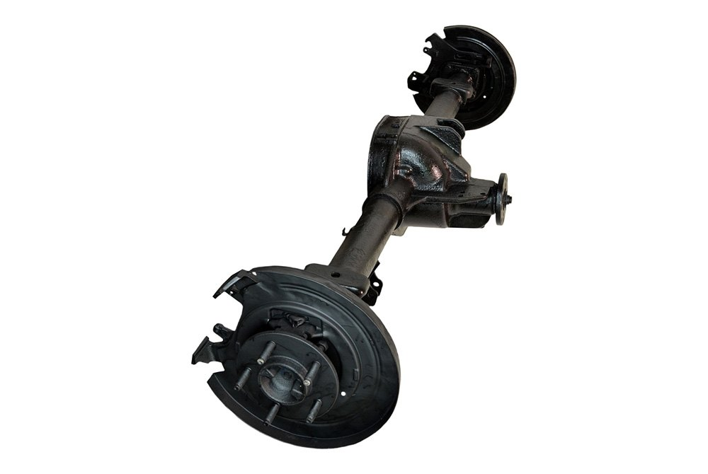 Ford Rear Axle Assembly : Replace ford f rear disc brakes remanufactured