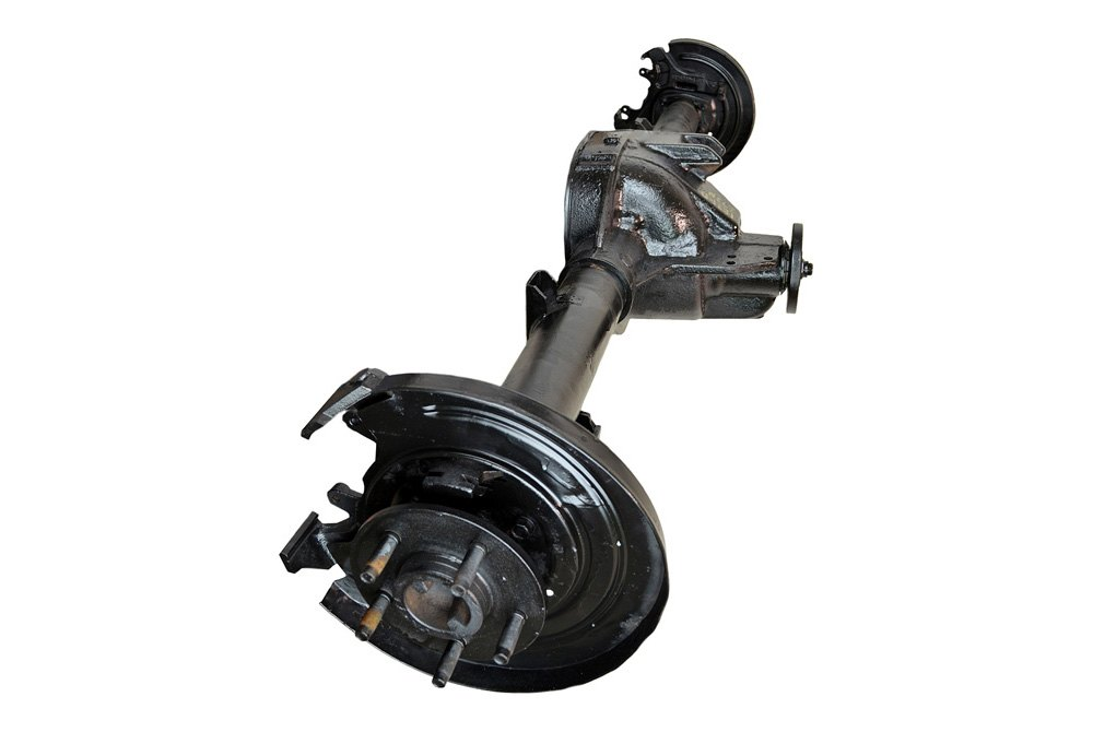 Ford Rear Axle Assembly : Replace ford explorer l wd rwd