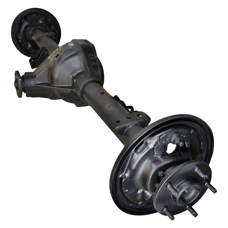 2001 Dodge Ram 1500 Axle Shaft : Replace dodge ram remanufactured rear