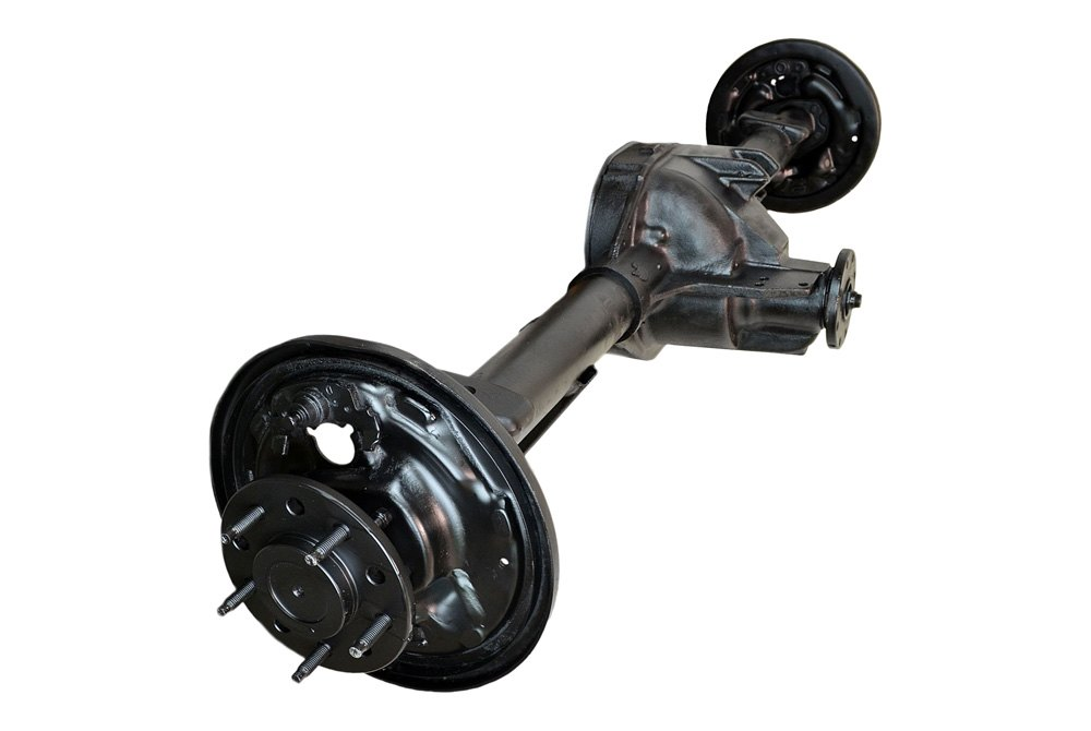 Ford Rear Axle Assembly : Replace ford f with lug wheel