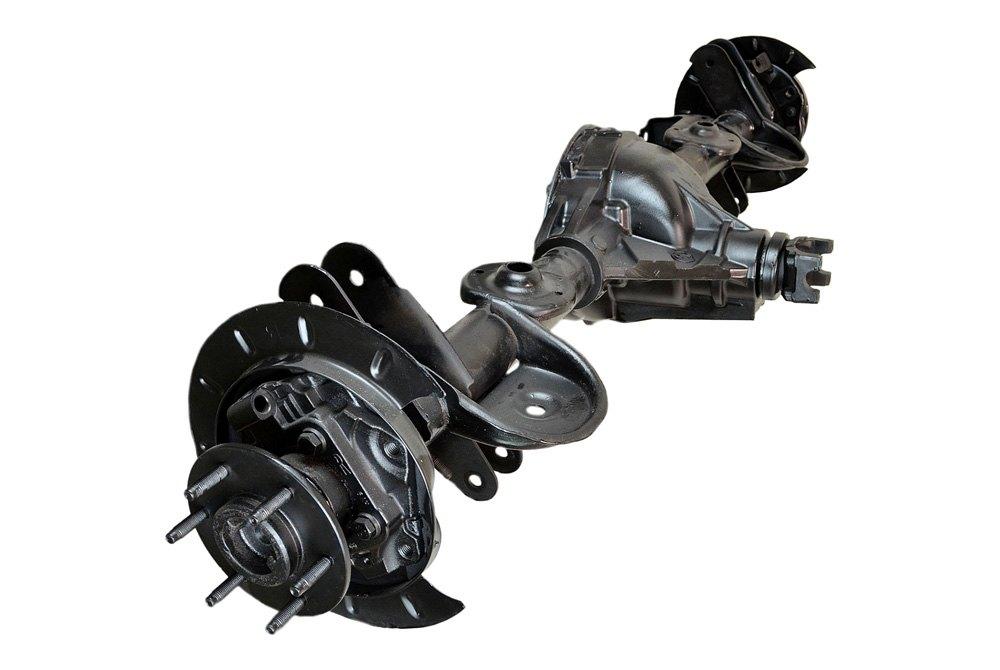 Replace® - Chevy Trailblazer 4.2L 2006 Remanufactured Rear ...